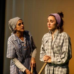 2017-05-13, Lemoa. Lemoa 80. urteurrena, ekitaldia. Irudian antzerkia. 13-05-2017, Lemoa. 80 aniversario de Lemoa. En la imagen un momento de la representación teatral.