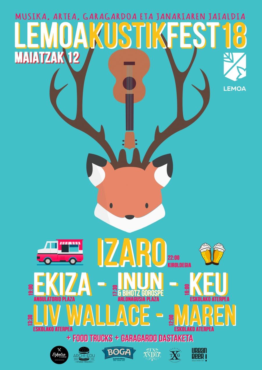 Lemoa Kustik Fest 18 v4